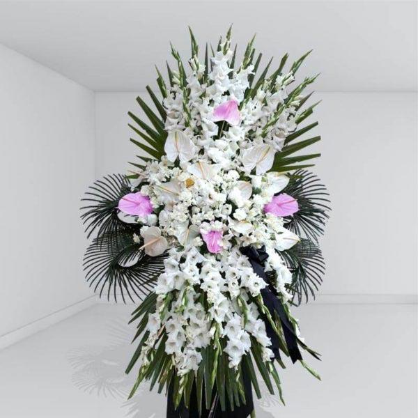 تاج گل نمایشگاهی