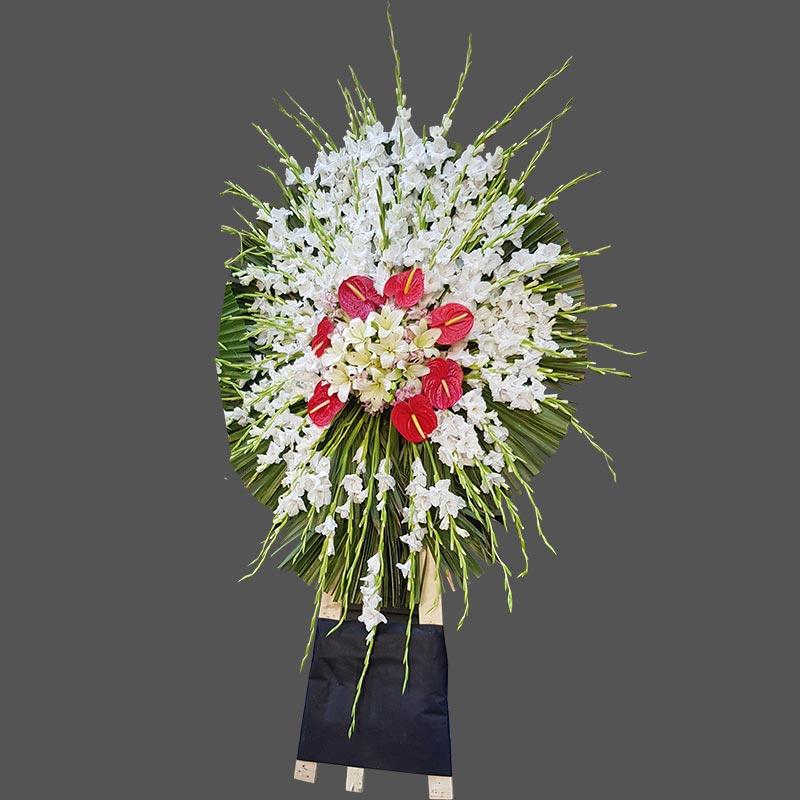 سفارش تاج گل ترحیم مدل بهشت زهرا