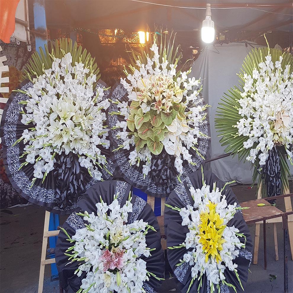 سفارش تاج گل مراسم ختم ارزان